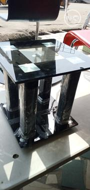 Side Stool Glass | Furniture for sale in Lagos State, Ojo