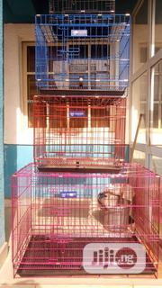 Collapsable Dog Cages | Pet's Accessories for sale in Abuja (FCT) State, Kubwa