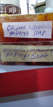 Organic Whitening Papaya Soap | Bath & Body for sale in Abuja (FCT) State, Asokoro