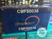 EVERSTART BATTERIES 100ah 12v | Vehicle Parts & Accessories for sale in Lagos State, Ajah