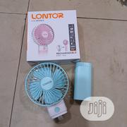 Rechargeable Hand Fan | Home Accessories for sale in Lagos State, Lagos Island