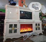 Imported TV Stand With Led Fire Works | Furniture for sale in Lagos State, Ojo