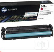 Original Hp Printer Toner Laserjet 201a Magenta | Accessories & Supplies for Electronics for sale in Abuja (FCT) State, Abaji