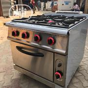 Four(4) Burner Gas Cooker With Oven | Kitchen Appliances for sale in Lagos State, Ojo