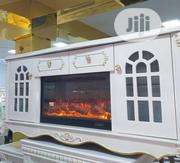 TV Stand With Fireplace | Furniture for sale in Lagos State, Ojo