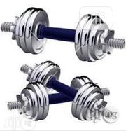 20kg Dumbell   Sports Equipment for sale in Lagos State, Oshodi-Isolo