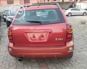 Pontiac Vibe 2004 Automatic Red | Cars for sale in Lagos State, Ikeja