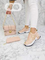 Beautiful Ladies Sneakers and Handbag | Bags for sale in Lagos State, Victoria Island