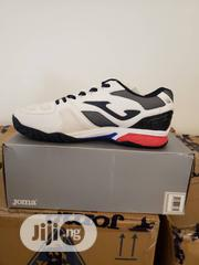 Joma - White Black Trainers | Shoes for sale in Lagos State, Lekki Phase 1