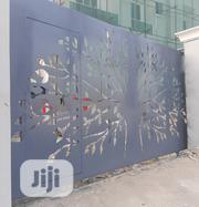 Laser Cut Decorative Gate | Doors for sale in Lagos State, Lekki Phase 2