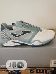 Joma - Gray, White Sneakers | Shoes for sale in Lagos State, Ikoyi