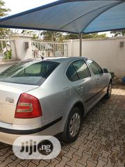 Skoda Octavia 2006 1.6 Automatic Silver | Cars for sale in Abuja (FCT) State, Apo District