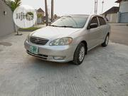 Toyota Corolla Sedan 2003 Gray | Cars for sale in Rivers State, Port-Harcourt