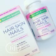 Nature's Bounty Extra Strength Hair- Skin Nails - 150 Softgels | Vitamins & Supplements for sale in Lagos State, Ikeja