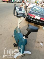 Commercial LIFE FITNESS Upright Stationary Bike | Sports Equipment for sale in Lagos State, Yaba