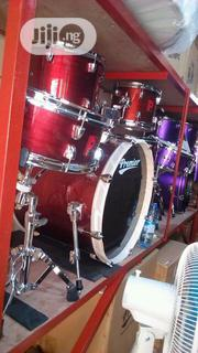 Premier 5piece Drumset High Quality | Musical Instruments & Gear for sale in Lagos State, Ojo