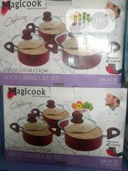 Ceramic Aluminium Cooking Pot | Kitchen & Dining for sale in Lagos State, Isolo