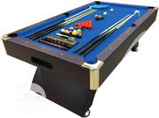 Charming And Brand New 7ft S.Table With Complete Accessories | Sports Equipment for sale in Lagos State, Surulere