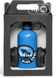 Water Bottle And Headset Giftset. Can Be Branded. | Kitchen & Dining for sale in Lagos State, Victoria Island