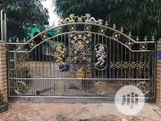 Stainless Steel Gates 404 Grade In Different Designs With Guarantee | Doors for sale in Lagos State, Surulere
