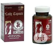 Lady Capsule 60 Capsules | Vitamins & Supplements for sale in Lagos State, Amuwo-Odofin