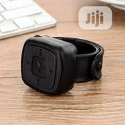 Portable Wrist Watch Style MP3 Player + Usb Cable - Black | Accessories for Mobile Phones & Tablets for sale in Lagos State