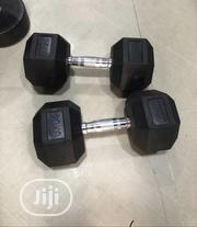 20kg Hex Dumbell | Sports Equipment for sale in Lagos State, Egbe Idimu