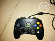 2 Original Xbox Pad Game Black And Transparent | Accessories & Supplies for Electronics for sale in Lagos State, Ikeja