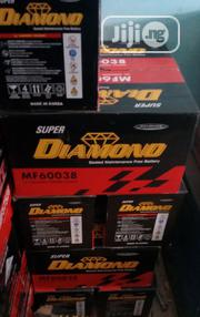 12v 100ah Diamond Batteries | Vehicle Parts & Accessories for sale in Lagos State