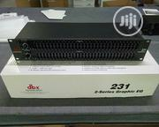 DBX Double Equlizer   Audio & Music Equipment for sale in Lagos State, Ojo