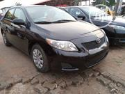 Toyota Corolla 2009 Black   Cars for sale in Lagos State, Isolo