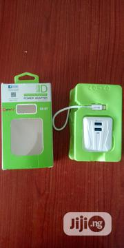 Omni High Quality USB PLUG With 2 Port | Accessories for Mobile Phones & Tablets for sale in Lagos State, Ojo
