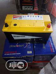 12v 100ah Hankook Battery | Vehicle Parts & Accessories for sale in Lagos State
