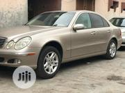 Mercedes-Benz E320 2004 Gold | Cars for sale in Lagos State, Ojodu