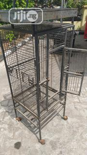 Used Parrot Imported Big Cage | Pet's Accessories for sale in Lagos State, Lekki Phase 1