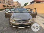 Mercedes-Benz C300 2008 Gold | Cars for sale in Lagos State, Ifako-Ijaiye