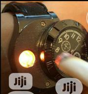 Watch With Fire Flame(Cigarette Anywhere)   Accessories & Supplies for Electronics for sale in Lagos State, Agege