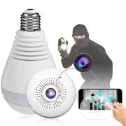 360 Camera Bulb , Home Security Camera | Security & Surveillance for sale in Lagos State, Surulere