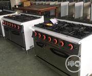 6burner Gas Cooker With Oven | Kitchen Appliances for sale in Lagos State, Ojo