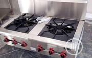 Double Burner Stock Gas Stove | Kitchen Appliances for sale in Lagos State, Ojo