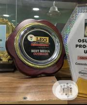 Award Plaque With Print | Arts & Crafts for sale in Lagos State