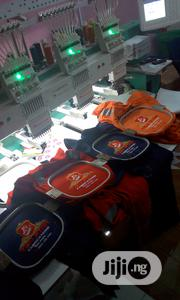 Monogram Embroidery Branding | Manufacturing Services for sale in Lagos State, Ikeja
