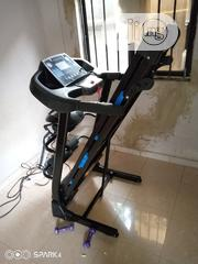 2.5 Hp Treadmill With Massage, Sit Up   Sports Equipment for sale in Lagos State, Ikorodu