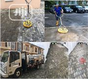 Mobile Floor Cleaning. Power Washing. Interlocking Tiles Cleaning | Cleaning Services for sale in Lagos State, Lekki Phase 2
