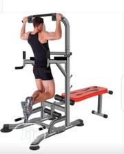 Power Squat Rack Multi Function Weight Gym Equipment | Sports Equipment for sale in Lagos State, Surulere