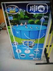"Intex Wave 12' X 30"" Intex Round Set Swimming Pool 