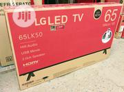 "New One LG 65""Inch LED Fhd High Definition TV With 2 Years Warranty 