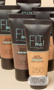 Maybelline Fit Me Tube Foundation | Makeup for sale in Lagos State, Ojo