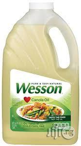 Wesson Canola Oil | Meals & Drinks for sale in Lagos State, Surulere