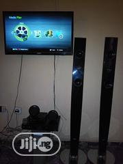 Samsung TV and LG Home Theater   TV & DVD Equipment for sale in Abuja (FCT) State, Dutse-Alhaji